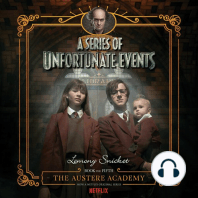 Series of Unfortunate Events #5