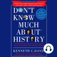 Don't Know Much About History, Anniversary Edition