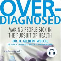 Overdiagnosed