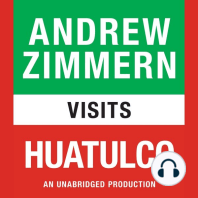 Andrew Zimmern visits Huatulco