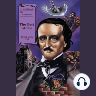 Best of Poe, The (A Graphic Novel Audio): Illustrated Classics