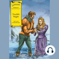 Twelfth Night (A Graphic Novel Audio): Graphic Shakespeare