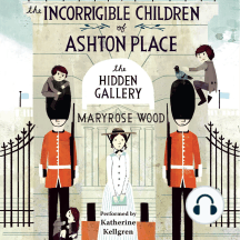 The Hidden Gallery: The Incorrigible Children of Ashton Place, Book 2
