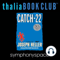 Catch 22 - 50th Anniversary with Christopher Buckley, Robert Gottlieb, and Mike Nichols