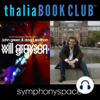 David Levithan and John Green's Will Grayson, Will Grayson