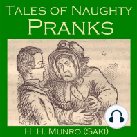 Tales of Naughty Pranks