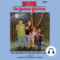 The Mystery of the Runaway Ghost