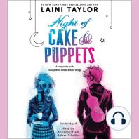 Night of Cake & Puppets