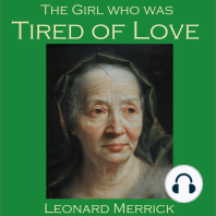 The Girl who was Tired of Love
