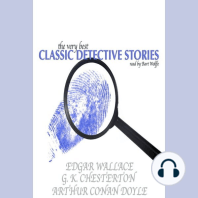 The Very Best Classic Detective Stories