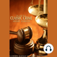 The Very Best Classic Crime Short Stories