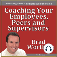 Coaching Your Employees, Peers and Supervisors