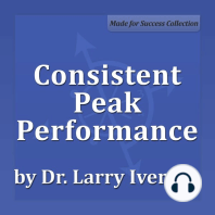 Consistent Peak Performance
