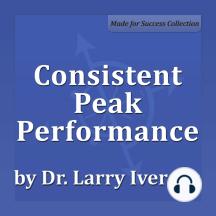 Consistent Peak Performance: Practices of Professional Effectiveness