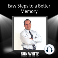 Easy Steps to a Better Memory