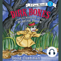 Dirk Bones and the Mystery of the Missing Books