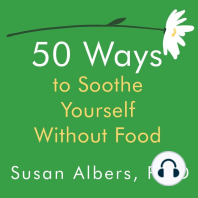 50 Ways to Soothe Yourself Without Food
