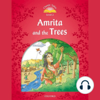 Amrita and the Trees