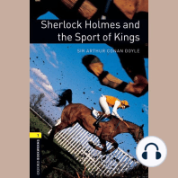 Sherlock Holmes and the Sport of Kings