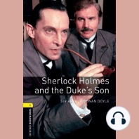 Sherlock Holmes and the Duke's Son