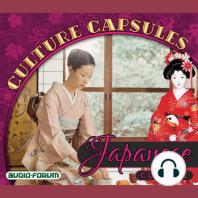 Japanese Culture Capsules