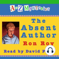 A to Z Mysteries, Book 1