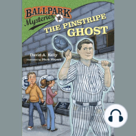 Ballpark Mysteries #2