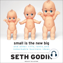 Small Is the New Big: And Other Riffs, Rants, and Remarkable Business Ideas