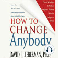 How to Change Anybody