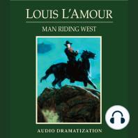 Man Riding West