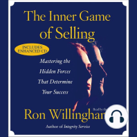 The Inner Game of Selling
