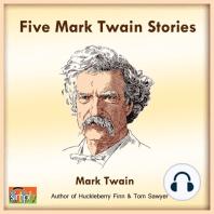 Five Mark Twain Stories