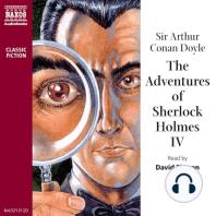 The Adventures of Sherlock Holmes – Volume IV