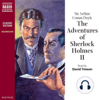The Adventures of Sherlock Holmes – Volume II