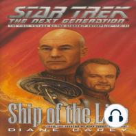 Star Trek: The Next Generation: Ship of the Line