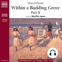 Within a Budding Grove – Part 2