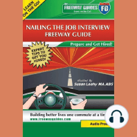 Nailing the Job Interview Freeway Guide: Prepare and Get Hired!