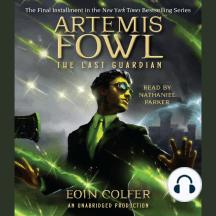 Artemis Fowl, Book 8: The Last Guardian