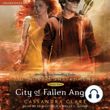 City of Fallen Angels: The Mortal Instruments, Book Four