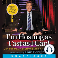 I'm Hosting as Fast as I Can!