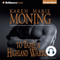 To Tame a Highland Warrior