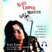 Alice Cooper, Golf Monster