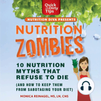 Nutrition Zombies