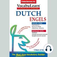 Dutch/English Level 1