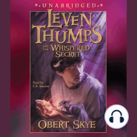 Leven Thumps and the Whispered Secret