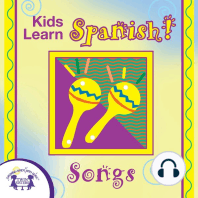 Kids Learn Spanish! Songs