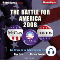 The Battle for America, 2008