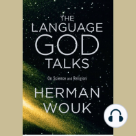 The Language God Talks