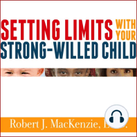 Setting Limits with Your Strong-Willed Child