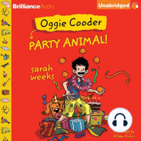 Oggie Cooder Party Animal